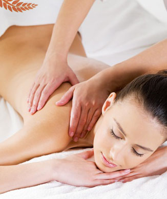 Massage bei Physiotherapie Erfurth in Halle Saale